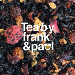 Tea by frank & paul, very berry thee, bosvruchten thee